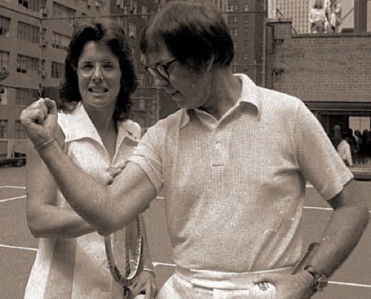 Battle of the Sexes: Bille Jean King vs Bobby Riggs
